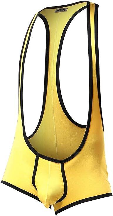 Calzoncillos para Hombres Sexy Braguitas Transpirables Bóxer Hombre Pack of Ropa Interior Underwear Suave Transparente Talle Bajo Boxer De Pantalones Cortos Interior: Amazon.es: Ropa y accesorios