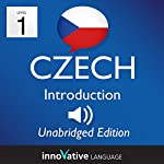 Learn Czech: Level 1 - Introduction to Czech, Volume 1: Lessons 1-25 | InnovativeLanguage.com