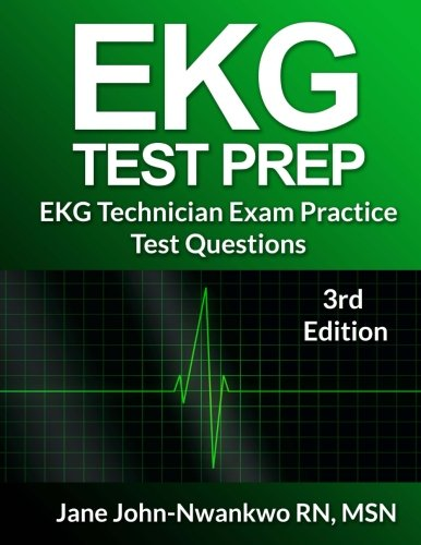 EKG Test Prep: EKG Technician Practice Test Questions
