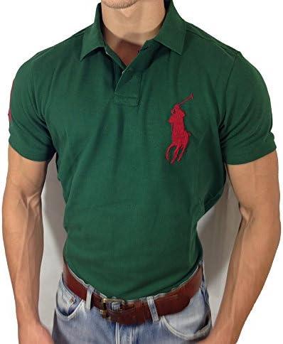 Ralph Lauren - Polo - para hombre Verde verde oliva: Amazon ...