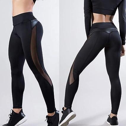 FANGNVREN Pantalon de Yoga,Vêtements Femme Pantalon de Yoga