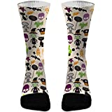 Halloween Squad Athletic Compression Dri-Fit Socks