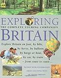 Exploring Britain, Automobile Association Staff, 0393321916