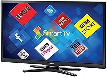 Polaroid 3-24-LED-14 24 Inch SMART HD Ready LED TV Freeview USB Playback (Certified Refurbished): Amazon.es: Electrónica