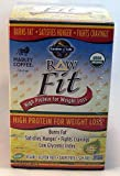 Garden-of-Life-Organic-Meal-Replacement-Raw-Organic-Fit-Vegan-Nutritional-Shake-for-Weight-Loss-Coffee-10-Count-Tray