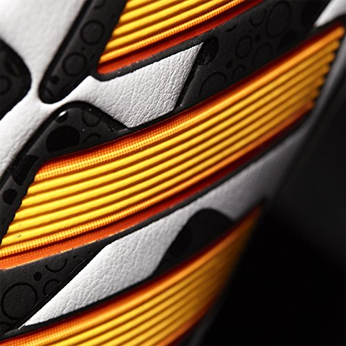 adidas Performance NITROCHARGE 2.0 FG Chaussures de Football Enfant Blanc Noir AdiFit adidas Performance T:38 2/3