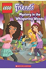 LEGO® Friends Chapter Book #3: Mystery in the Whispering Woods Paperback