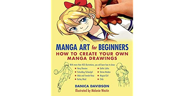 Amazon.com: Manga Art for Beginners: How to Create Your Own ...