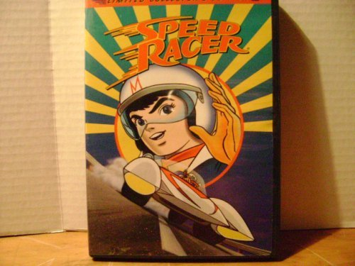 (Speed Racer Limited Collectors Edition)