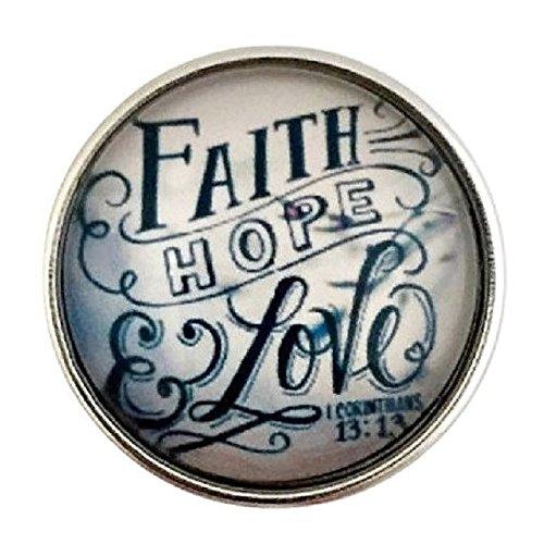 Pizazz Studios Faith Hope...