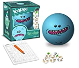 Rick & Morty Yahtzee Meeseeks Edition | Shake, Score & Shout Dice Game | Officially Licensed Rick and Morty Dice Game