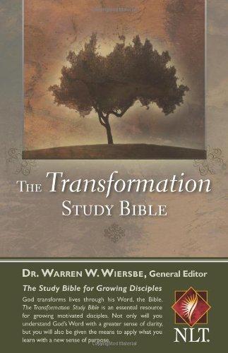 Transformation Bible Personal Warren Wiersbe 2009 09 01