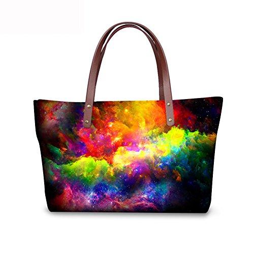 Casual Shoulder Bags C8wc4313al Shopping Women Handbags FancyPrint nIq5xEq