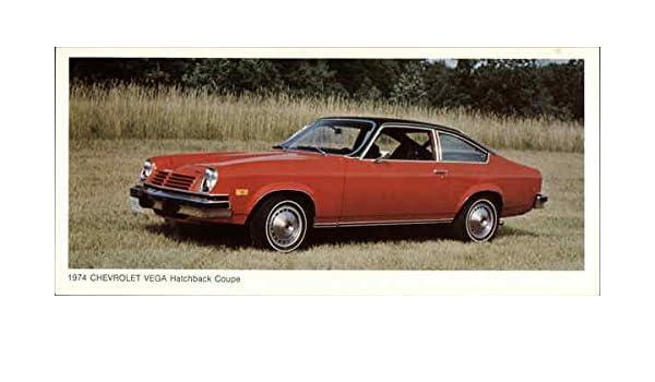 Amazon Com 1974 Chevrolet Vega Hatchback Coupe Cars