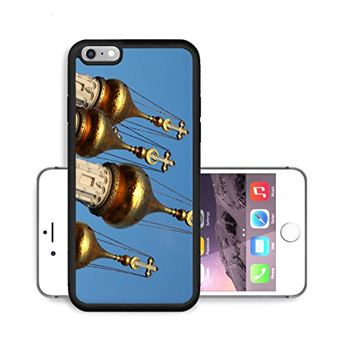 Liili Premium Apple iPhone 6 Plus iPhone 6S Plus Aluminum Backplate Bumper Snap Case Onion shaped Russian church spire Photo 11745370 200