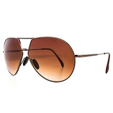 Distressed Shades2Go Aviator Pilotenbrille Piloten Sonnenbrille viele Farben (schwarz-schwarz) MaQiDz