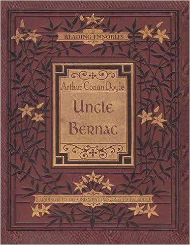 Mobile ebook free download Uncle Bernac 1515359891 PDF MOBI