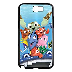 Samsung Galaxy N2 7100 Phone Case Black Of Finding Nemo C2DD