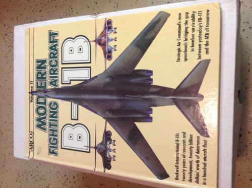 B-1B (Modern Fighting Aircraft)