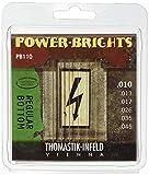 Thomastik-Infeld PB110 Power-Brights 6 String Magnecore Round Wound Set E, B, G, D, A, E