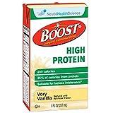 Nestle Boost High Protein Vanilla (Case of 8)