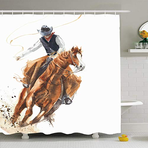 Ahawoso Shower Curtains 72