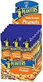 Planters Honey Roasted Peanuts 18/1.75oz Tubes