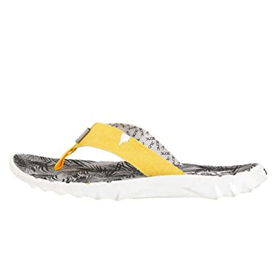 Dude Shoes Sava Marine Canvas Flip Flop 46/7 wv7ir8awM