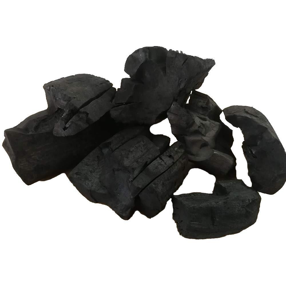 Log-Barn ristorante grade carbonella 10kg pezzetti di box perfetto per barbecue a carbone, grande per più bruciare barbecue