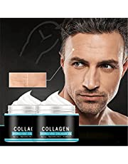 Men?s Wrinkle Face Cream,Men's Face Cream Moisturizer, Men's Revitalizing Anti-Aging Cream, Natural and Organic Anti Wrinkle Night Face Cream to Reduce Fine Lines and Wrinkles(2 pcs)