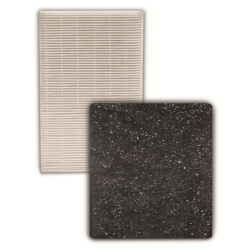 2 Pack Bundle of Honeywell True HEPA Filter Value Combo Pack (2 HEPA filters and 1 Pre-filter), HRF-ARVP