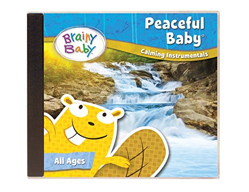 Peace Limited Edition (Brainy Baby Peaceful Baby CD Calming Instrumentals for Babies and Children Deluxe Edition)