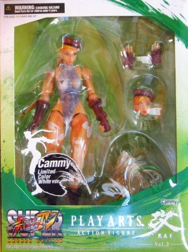 - Street Fighter IV Play Arts Kai Arcade Edition Vol.2 Action Figure 8