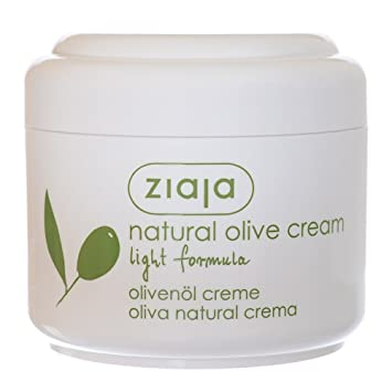 natural olive cream
