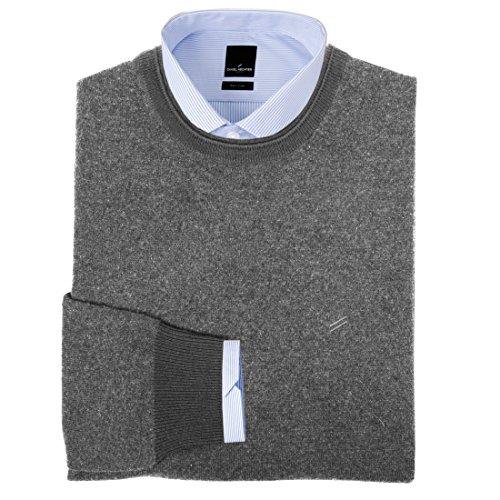 Kaschmir-Pullover grau - (65025 162830 975)