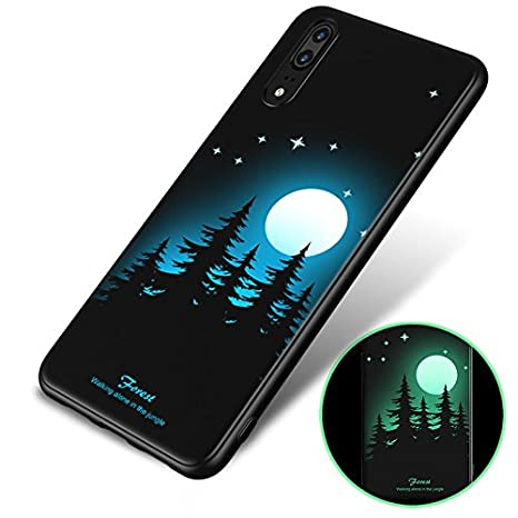 SaKuLa Funda Huawei P20 Pro Carcasa Huawei P20 Pro: Amazon ...
