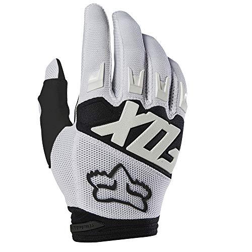2019 Fox Racing Dirtpaw Race Gloves-White-XL