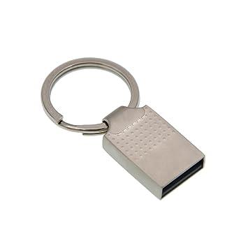Kepmem Pendrive 32GB - Mini Plata Llave USB Portátil Forma ...