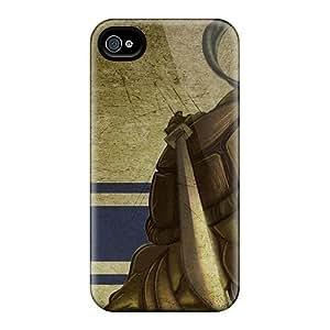 Series Skin Case Cover For iphone 6(ninja Turtles)