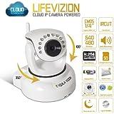 Aquila Vizion Life Vizion Indoor Caméra IP sans fil Wi-Fi Blanc