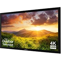 SunBriteTV Outdoor 55-Inch Signature 4K Ultra HD LED TV - SB-S-55-4K-BL Black