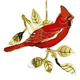 Baldwin Cardinal  Ornament