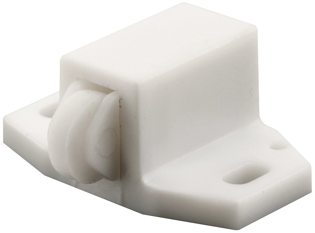 Prime-Line Products M 6064 Shower Door Catch with Nylon Roller