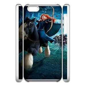 iPhone 6 4.7 Inch 3D Phone Case Disneys Brave F6594756