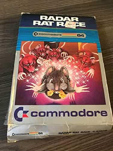 Shopping Racing - Games - Commodore 64 - Retro Gaming