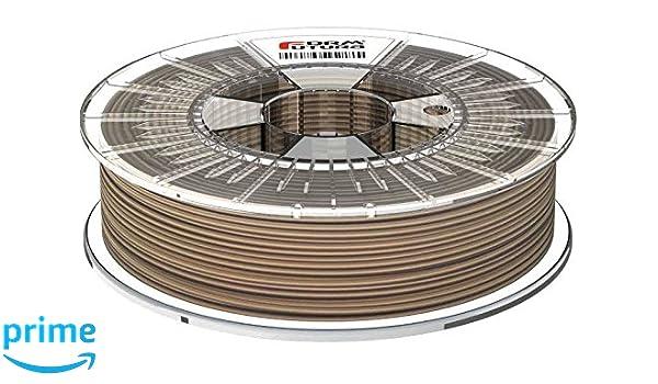 FormFutura 2,85 mm EasyFil Pla – BRONCE – Impresora 3d filamento ...
