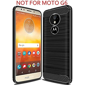 san francisco 7dc56 6543c Suensan Moto G6 Play Case,Moto G6 Forge case, TPU Shock Absorption  Technology Raised Bezels Protective Case Cover for Motorola Moto G6  Forge,Moto G6 ...