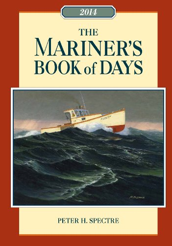 Mariner's Book of Days 2014