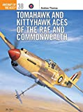 img - for Tomahawk and Kittyhawk Aces of the RAF and Commonwealth: book / textbook / text book