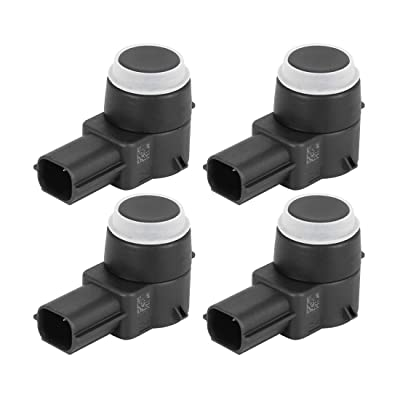 X AUTOHAUX 4pcs Car Bumper Backup PDC Parking Assist Sensor 20908127 for GMC Sierra Buick Chevrolet Silverado Express Cadillac Escala: Automotive